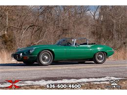 Picture of Classic '71 Jaguar E-Type located in St. Louis Missouri - $36,900.00 Offered by MotoeXotica Classic Cars - QXK8