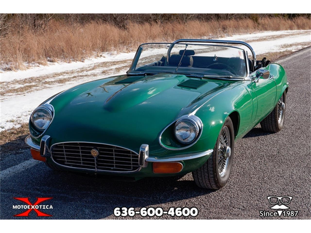 Large Picture of '71 E-Type - $36,900.00 - QXK8