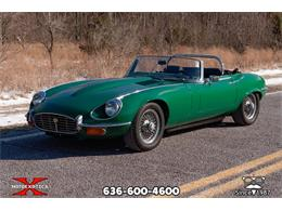 Picture of '71 E-Type located in St. Louis Missouri Offered by MotoeXotica Classic Cars - QXK8