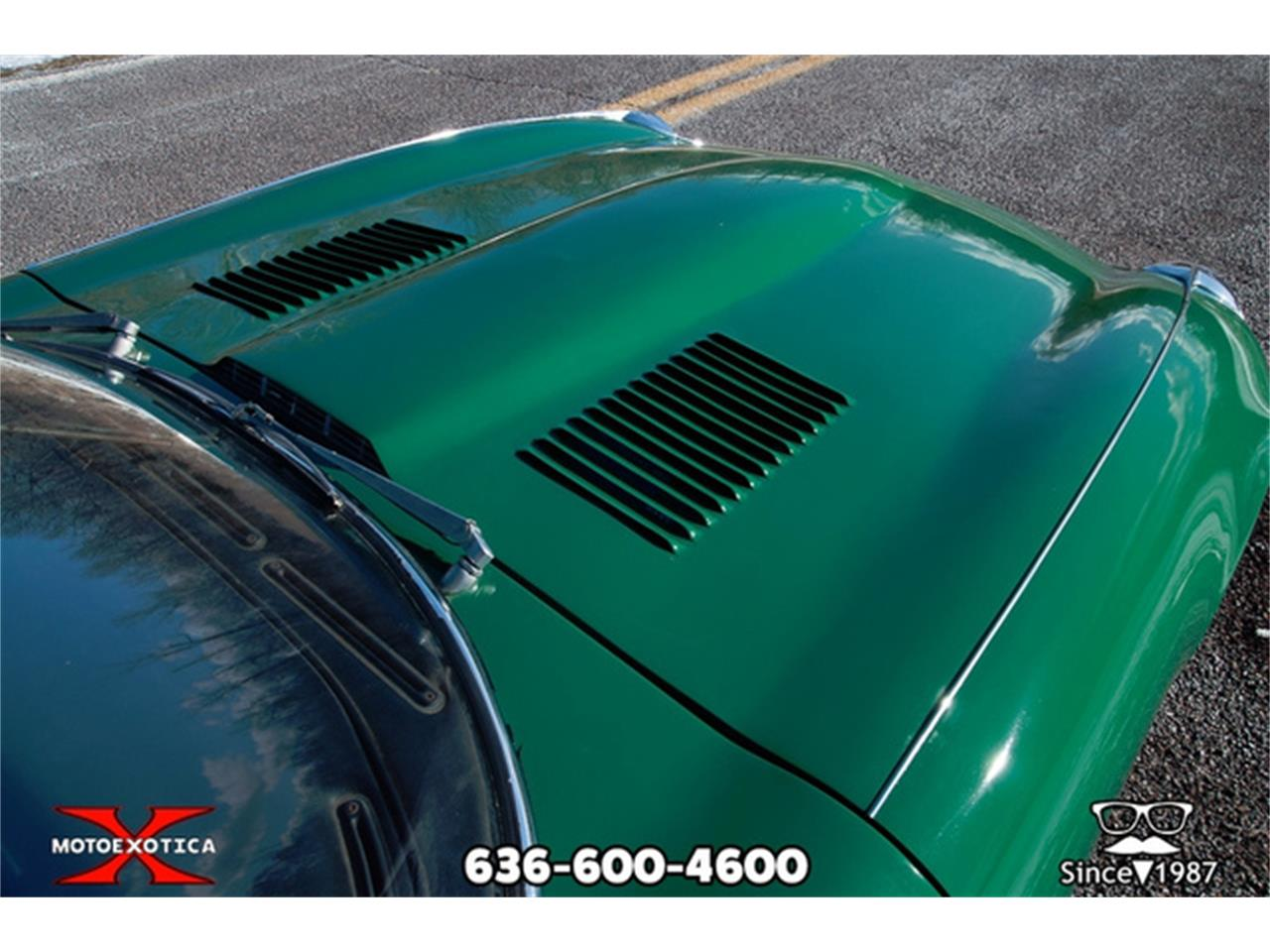 Large Picture of 1971 Jaguar E-Type located in St. Louis Missouri - $36,900.00 Offered by MotoeXotica Classic Cars - QXK8