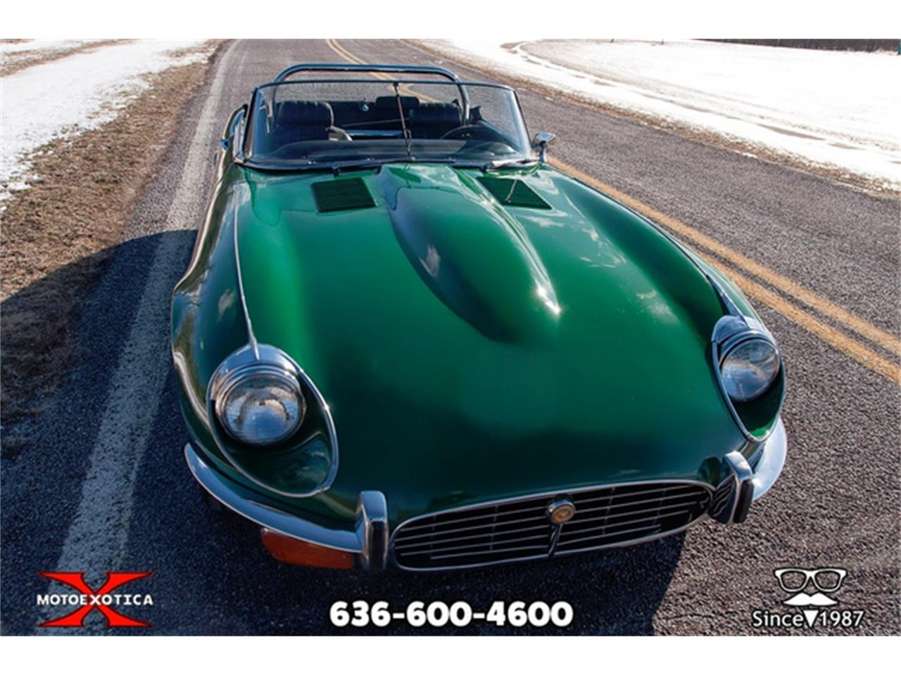 Large Picture of Classic '71 E-Type - $36,900.00 Offered by MotoeXotica Classic Cars - QXK8