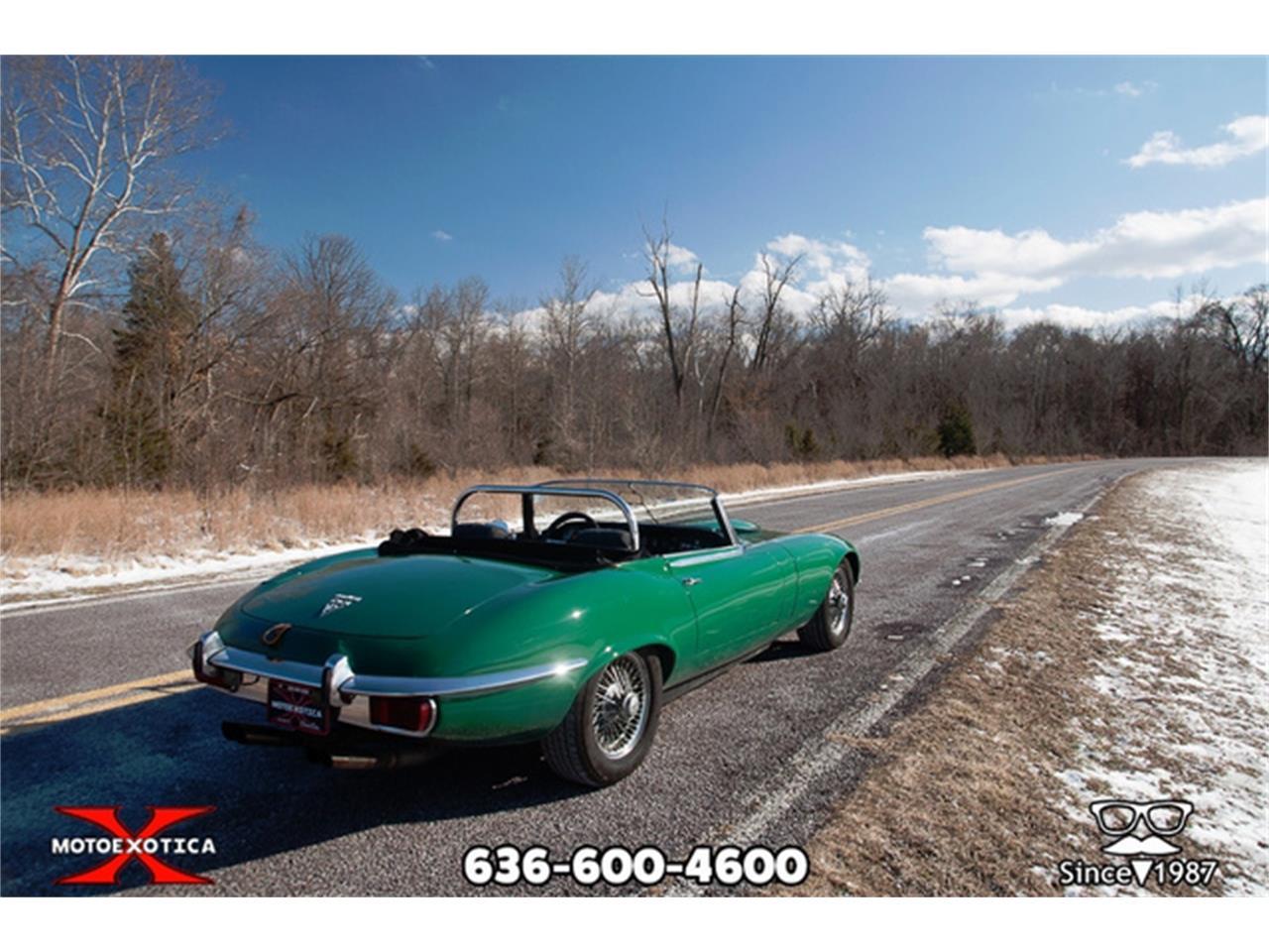 Large Picture of '71 Jaguar E-Type located in Missouri - $36,900.00 - QXK8