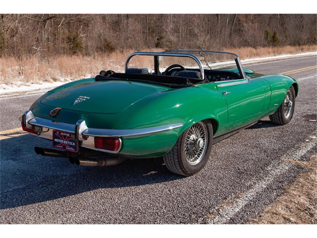 Large Picture of Classic 1971 E-Type Offered by MotoeXotica Classic Cars - QXK8