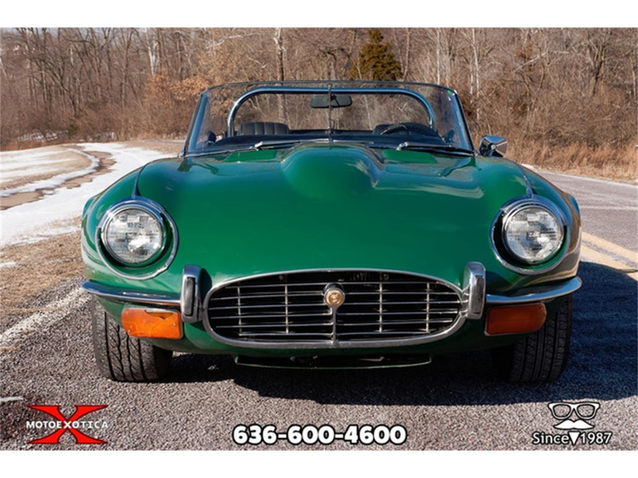 Large Picture of Classic '71 E-Type located in St. Louis Missouri - QXK8