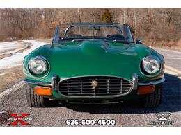 Picture of Classic '71 Jaguar E-Type located in Missouri - $36,900.00 Offered by MotoeXotica Classic Cars - QXK8