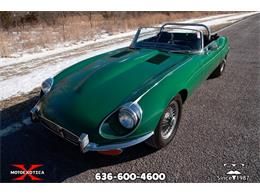 Picture of '71 Jaguar E-Type located in Missouri - $36,900.00 Offered by MotoeXotica Classic Cars - QXK8