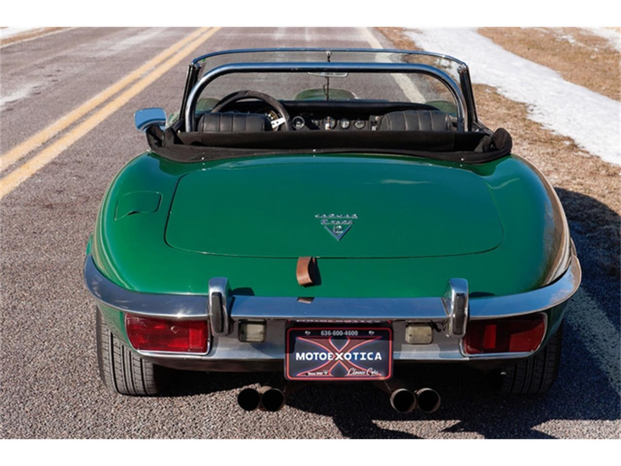 Large Picture of Classic 1971 Jaguar E-Type located in Missouri - $36,900.00 Offered by MotoeXotica Classic Cars - QXK8