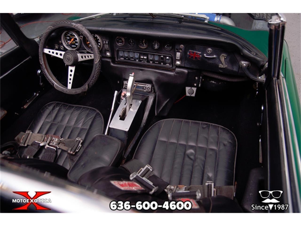 Large Picture of Classic 1971 Jaguar E-Type - QXK8