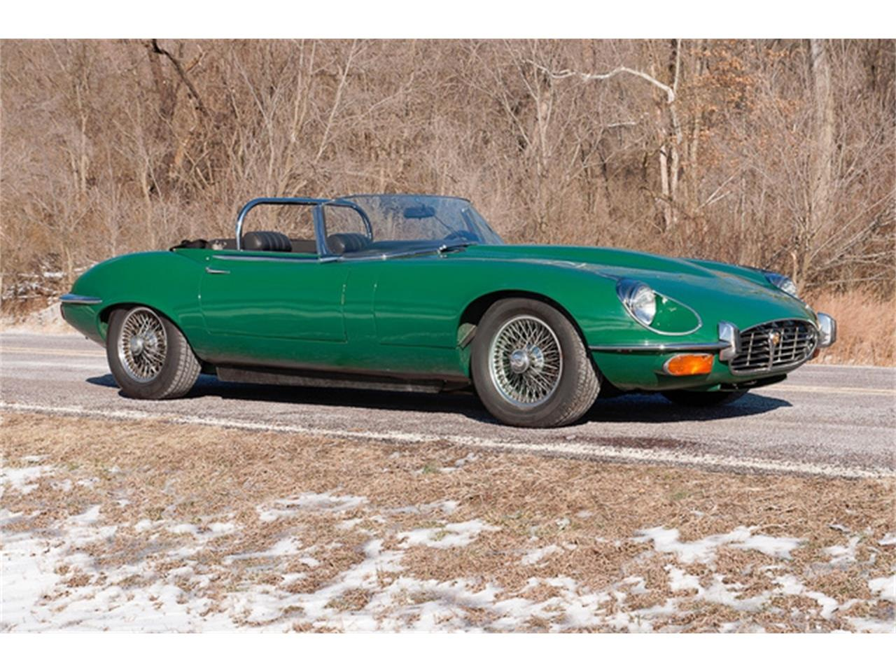 Large Picture of Classic 1971 E-Type - $36,900.00 Offered by MotoeXotica Classic Cars - QXK8