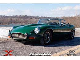 Picture of '71 Jaguar E-Type located in St. Louis Missouri Offered by MotoeXotica Classic Cars - QXK8