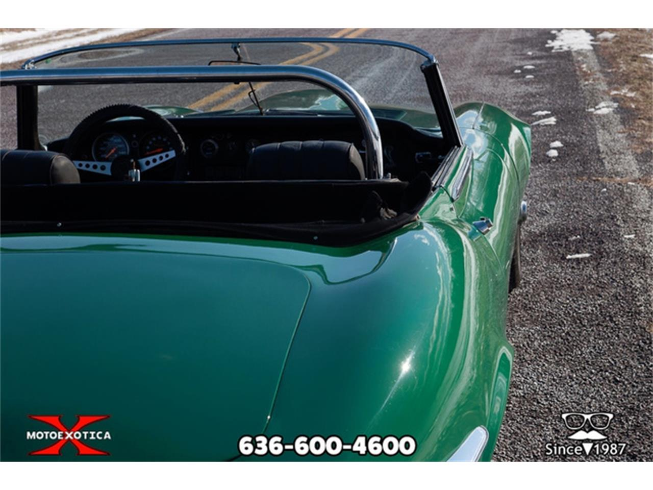 Large Picture of '71 Jaguar E-Type located in Missouri Offered by MotoeXotica Classic Cars - QXK8