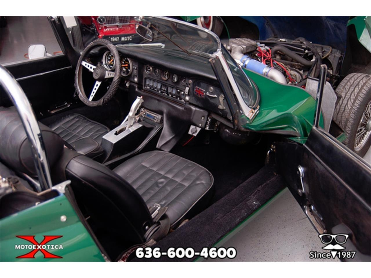 Large Picture of '71 Jaguar E-Type located in Missouri - $36,900.00 Offered by MotoeXotica Classic Cars - QXK8