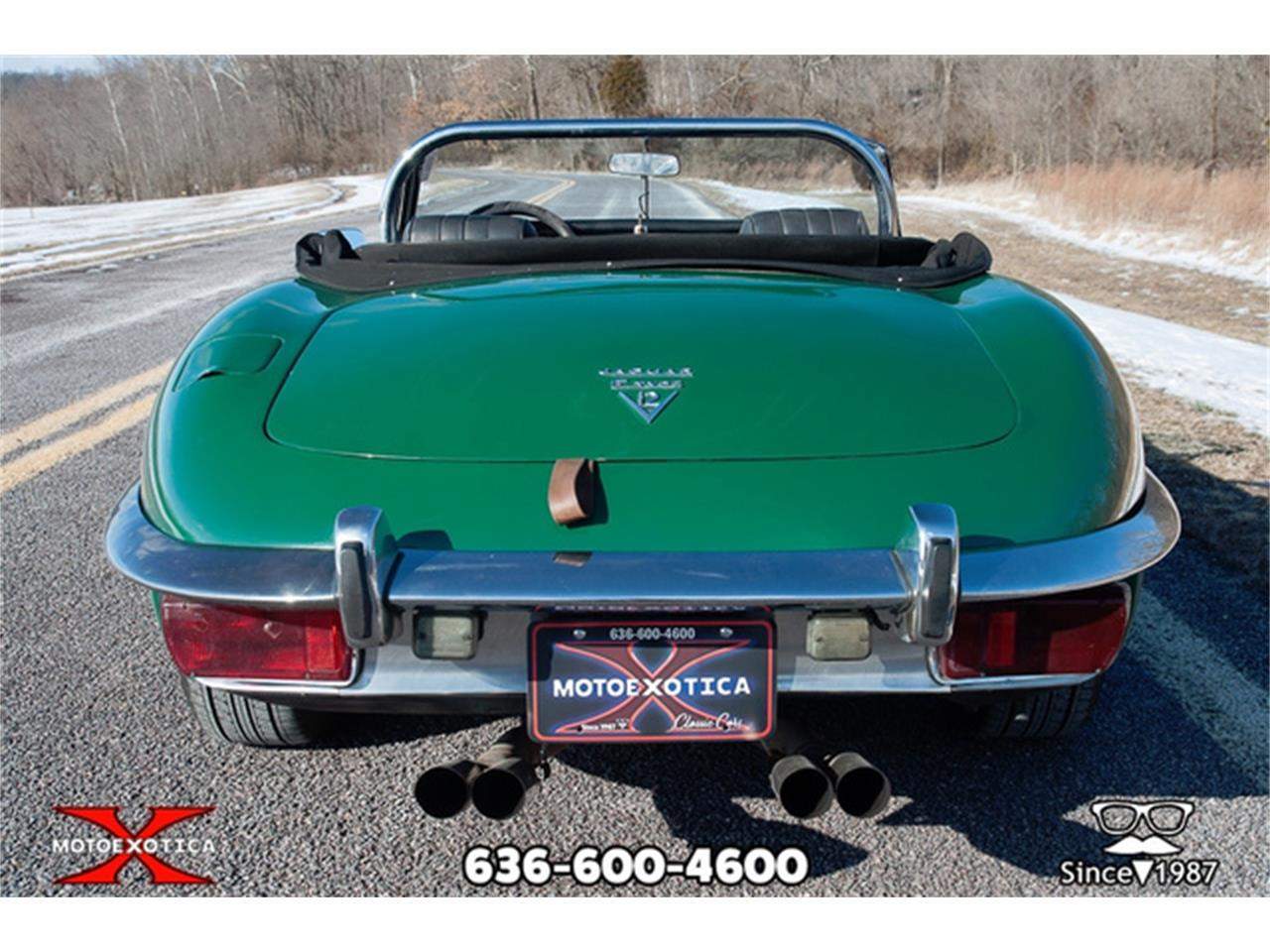 Large Picture of Classic '71 E-Type located in St. Louis Missouri - $36,900.00 Offered by MotoeXotica Classic Cars - QXK8