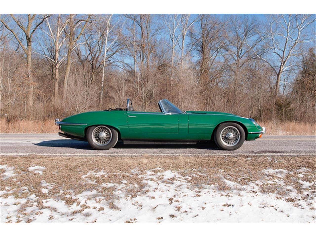 Large Picture of Classic '71 E-Type located in Missouri - QXK8