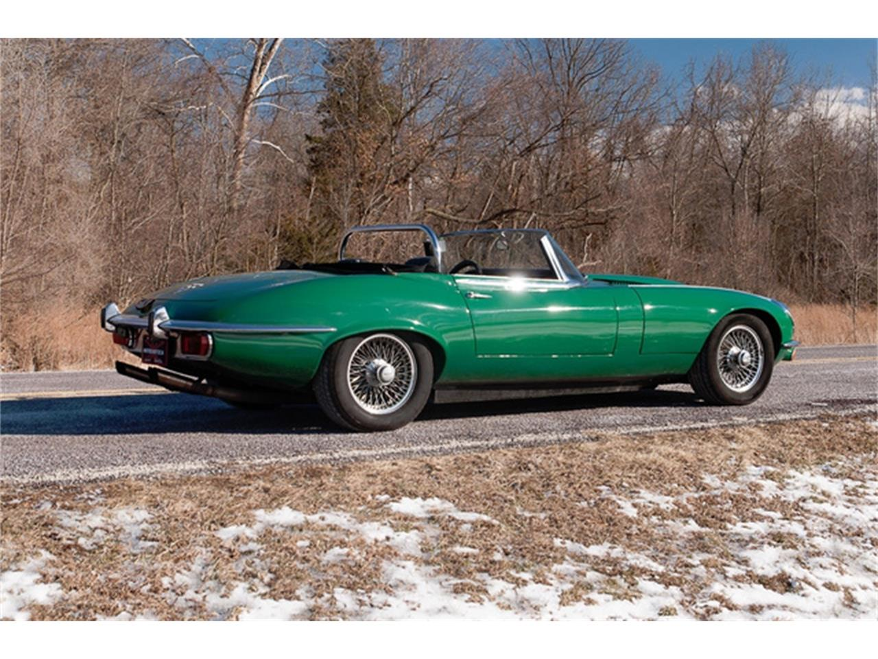 Large Picture of Classic 1971 E-Type located in St. Louis Missouri - $36,900.00 Offered by MotoeXotica Classic Cars - QXK8