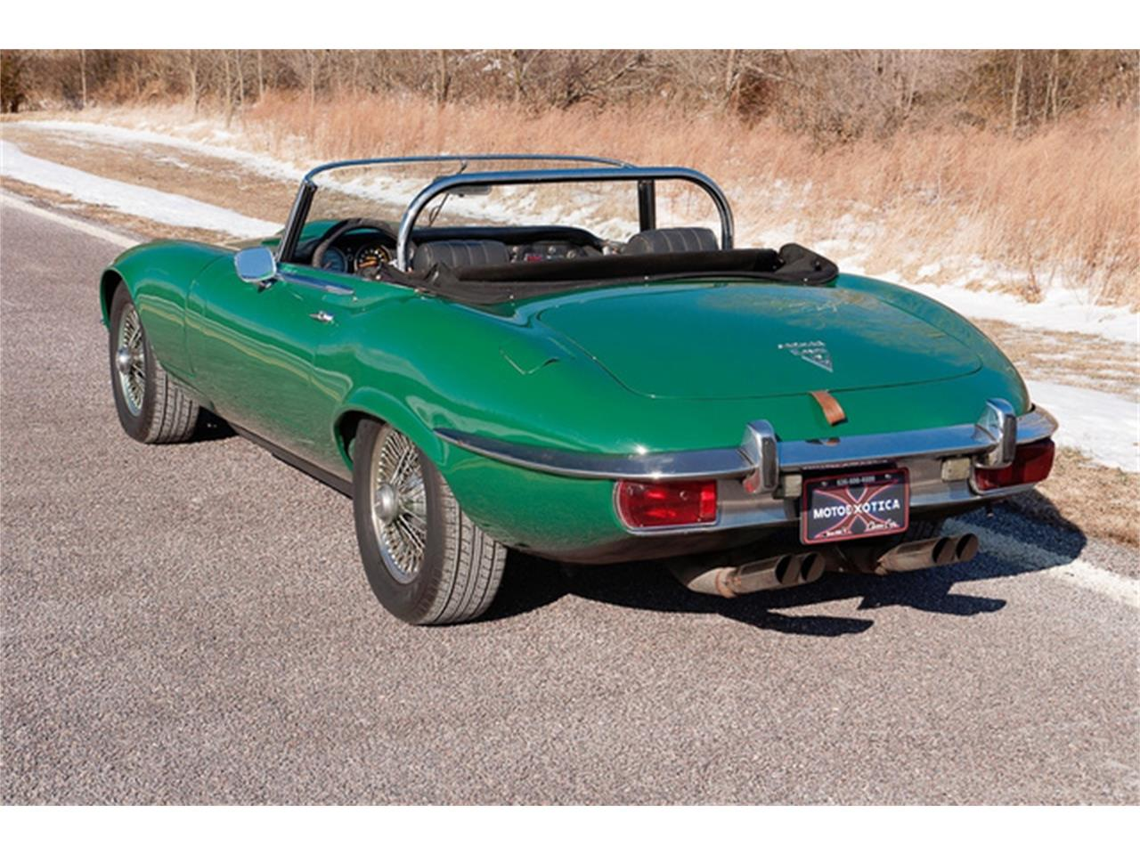 Large Picture of '71 E-Type Offered by MotoeXotica Classic Cars - QXK8