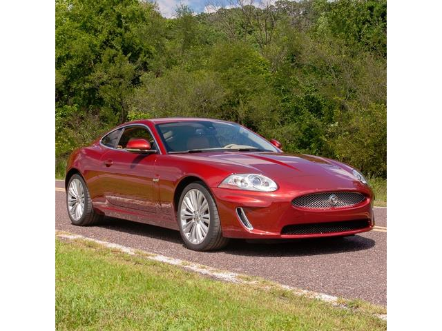 Picture of '10 XK - QXKF