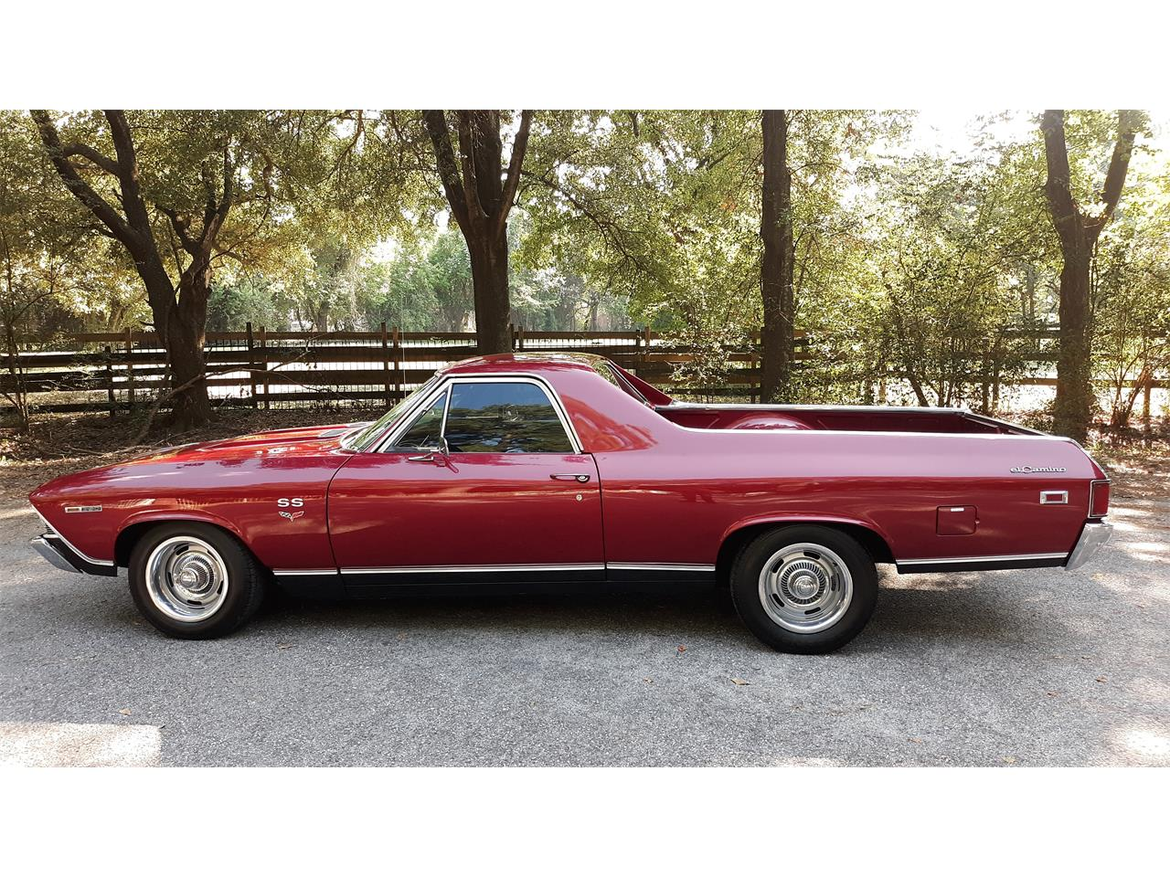 Large Picture of '69 El Camino SS - QXKP