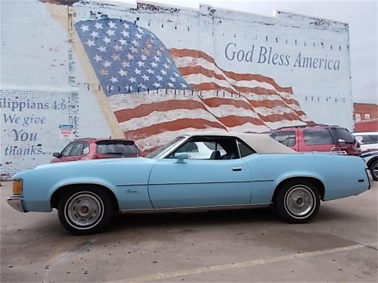 Large Picture of Classic 1972 Mercury Cougar XR7 located in Skiatook Oklahoma - $12,500.00 Offered by Larry's Classic Cars - QT0I