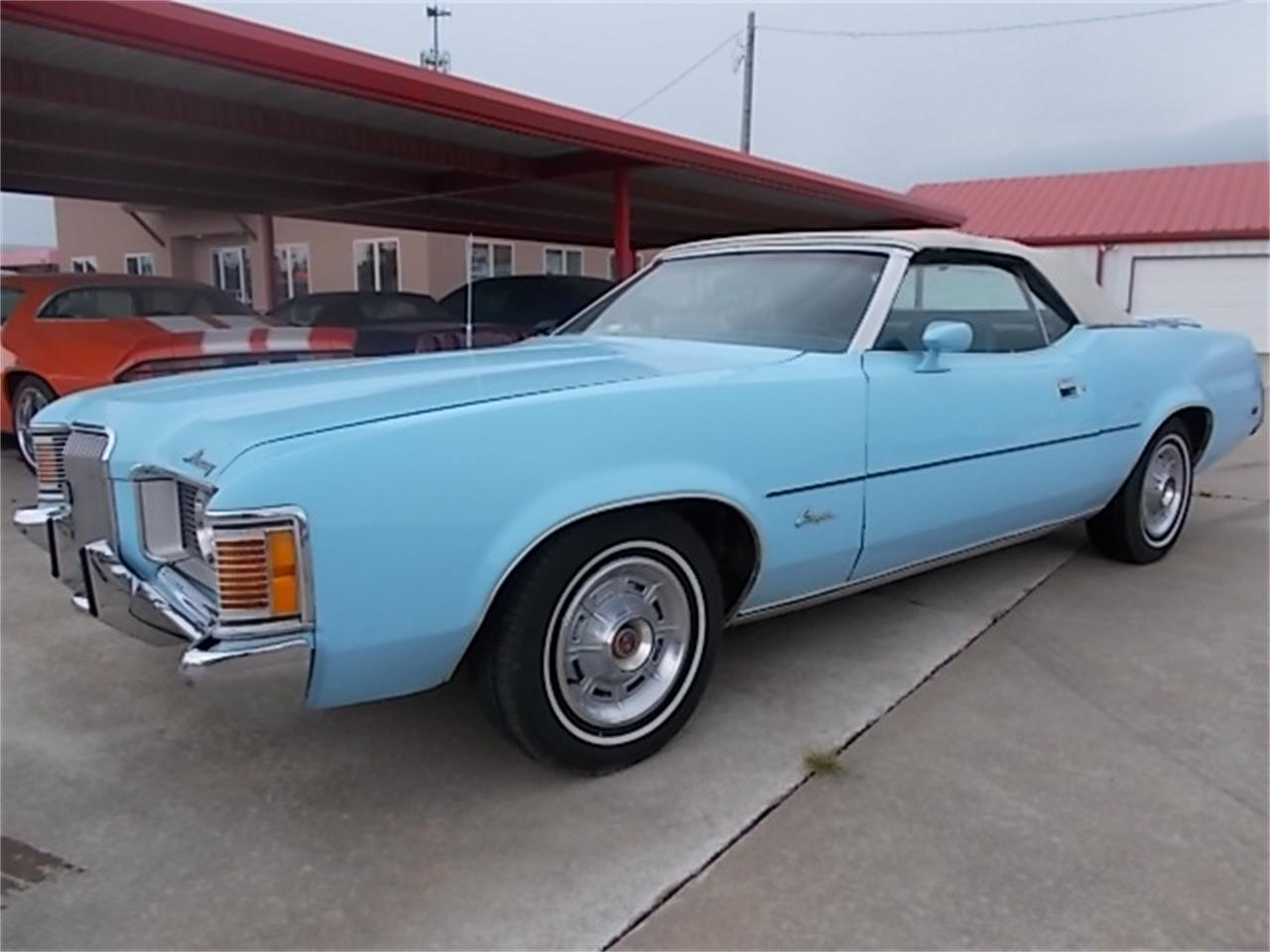 Large Picture of Classic '72 Cougar XR7 located in Oklahoma Offered by Larry's Classic Cars - QT0I