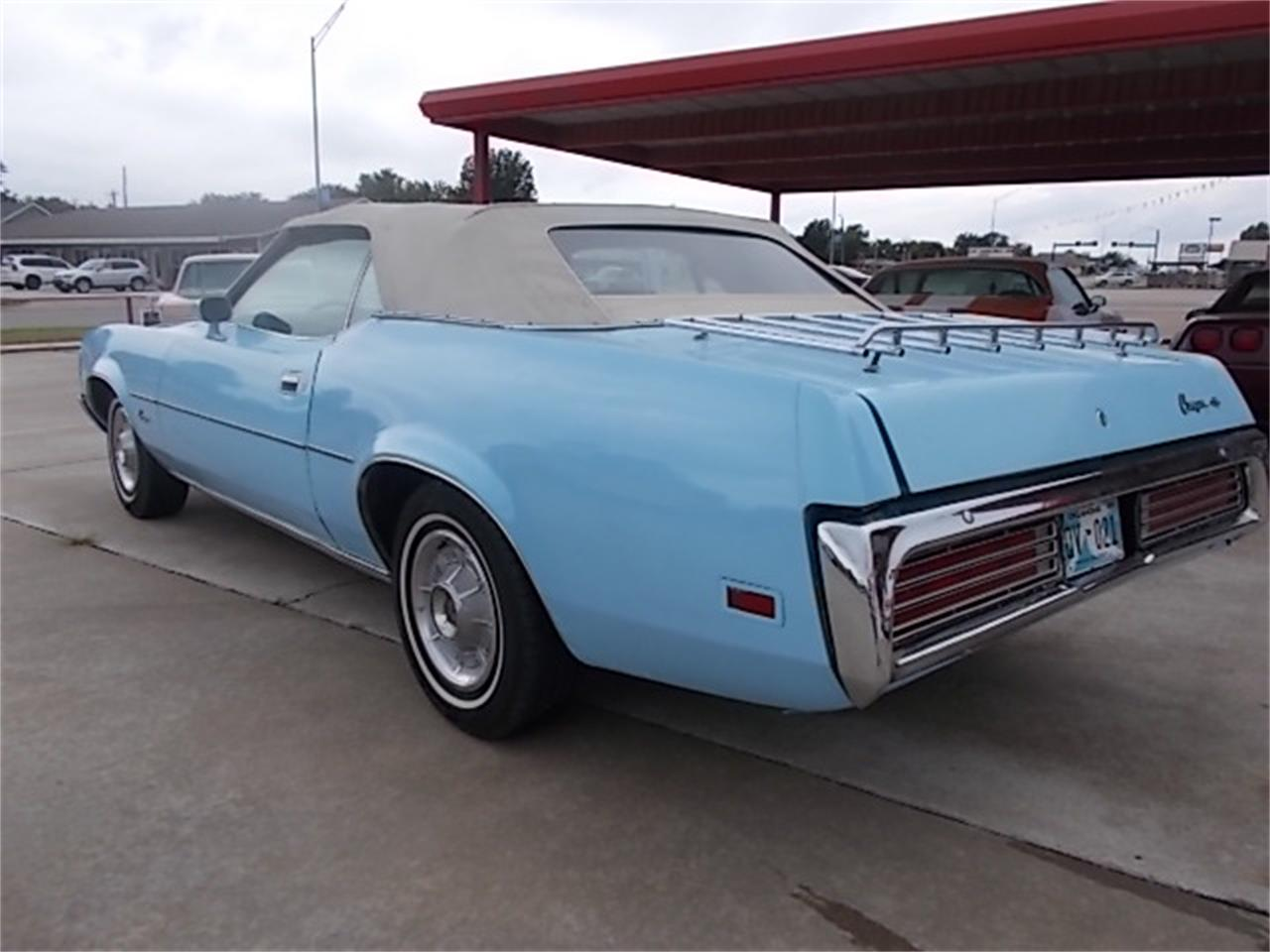 Large Picture of Classic '72 Mercury Cougar XR7 - $12,500.00 Offered by Larry's Classic Cars - QT0I