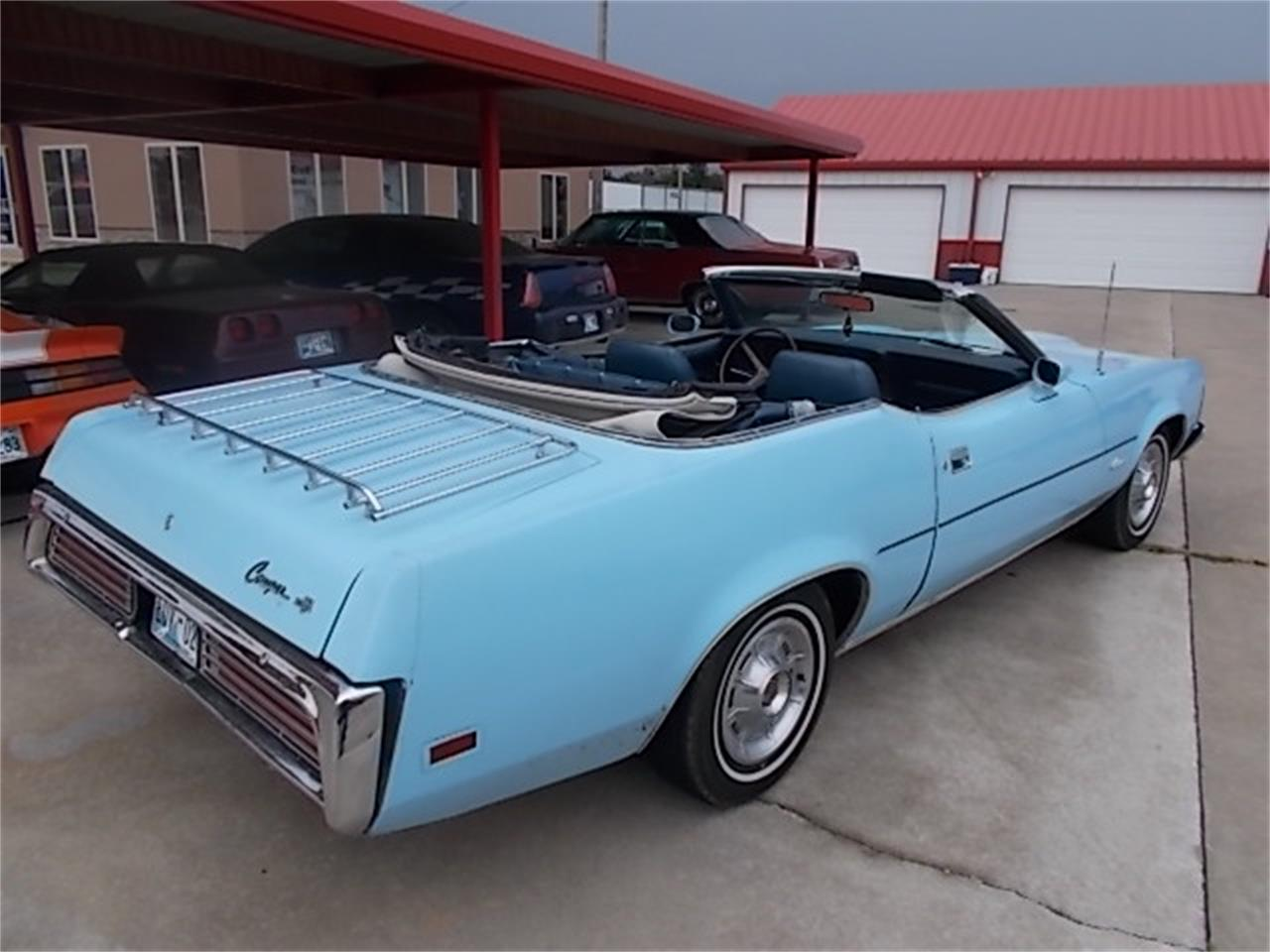 Large Picture of '72 Cougar XR7 located in Oklahoma - $9,500.00 Offered by Larry's Classic Cars - QT0I