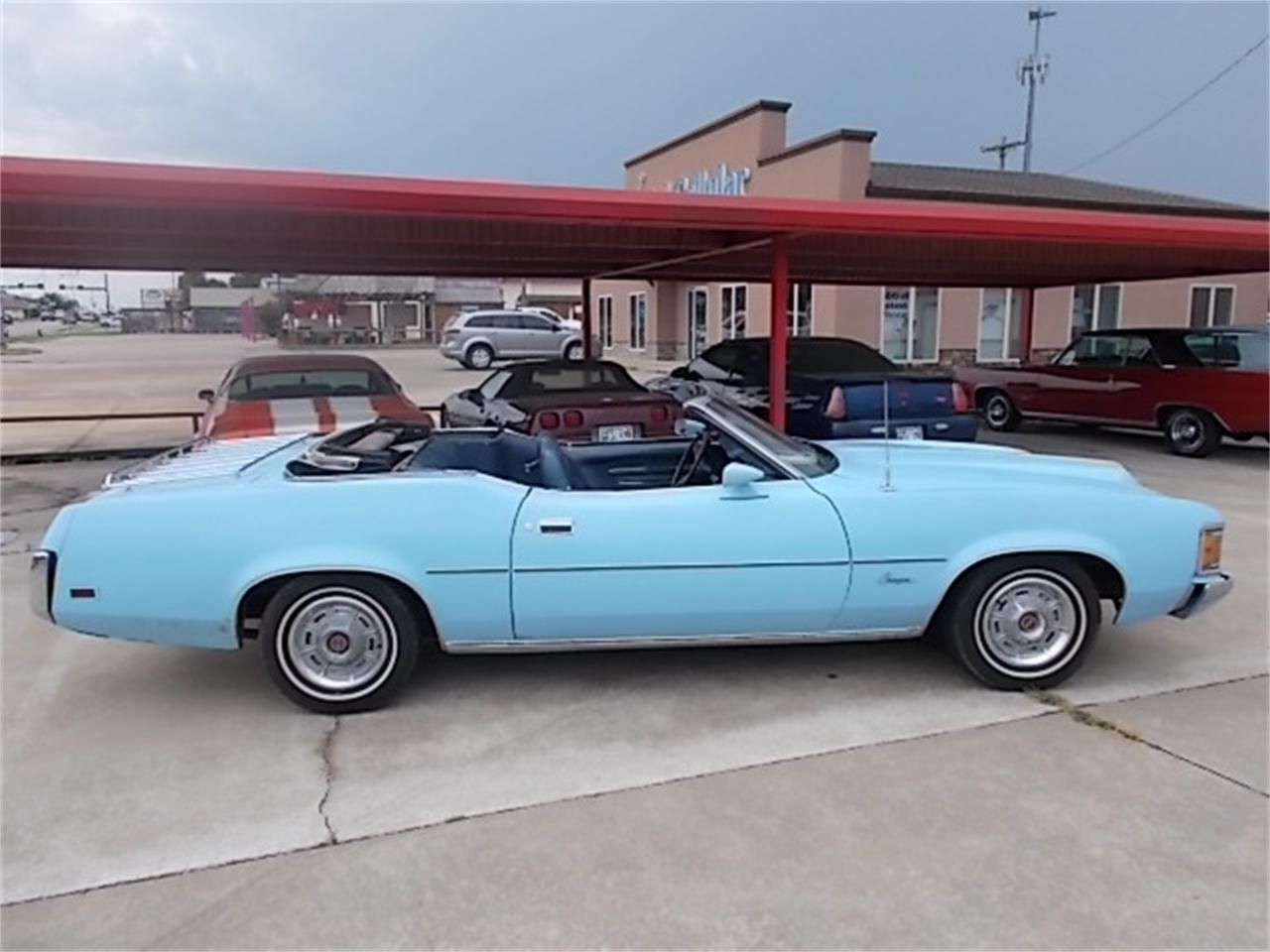 Large Picture of Classic '72 Cougar XR7 - $9,500.00 Offered by Larry's Classic Cars - QT0I