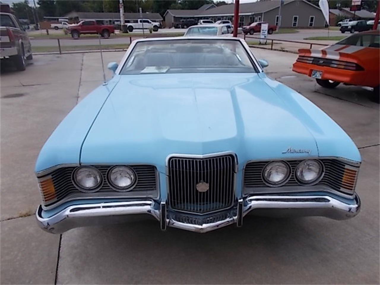 Large Picture of Classic '72 Mercury Cougar XR7 Offered by Larry's Classic Cars - QT0I