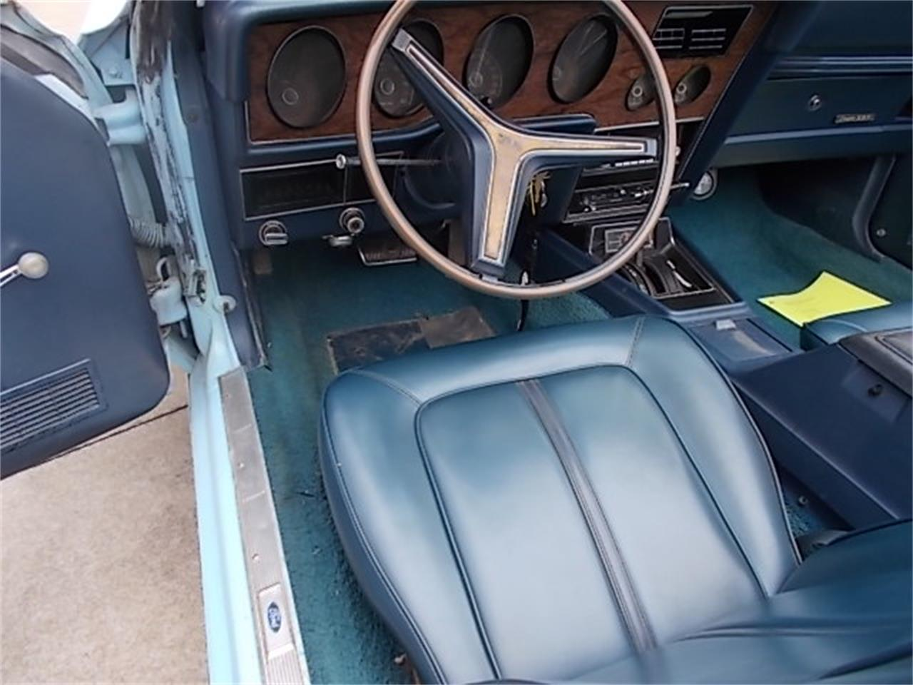 Large Picture of '72 Mercury Cougar XR7 located in Skiatook Oklahoma Offered by Larry's Classic Cars - QT0I