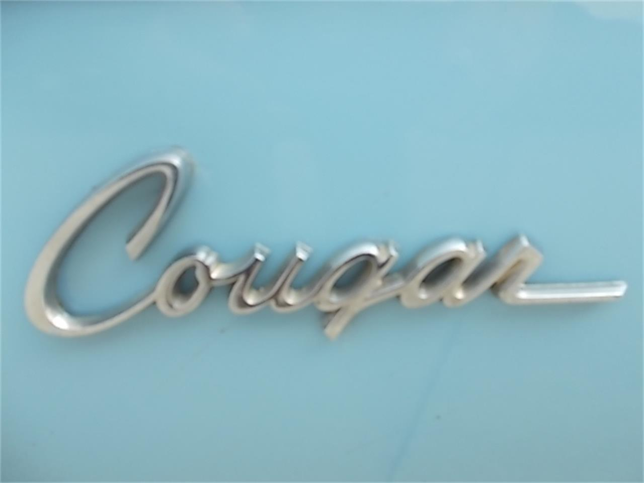Large Picture of Classic 1972 Cougar XR7 located in Oklahoma - QT0I