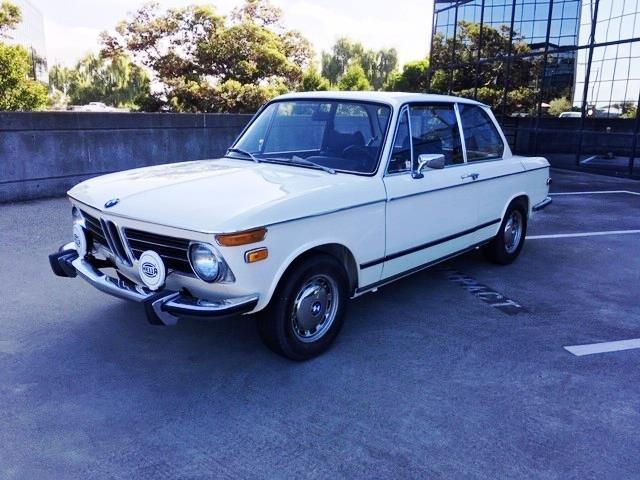 1973 BMW 2002TII