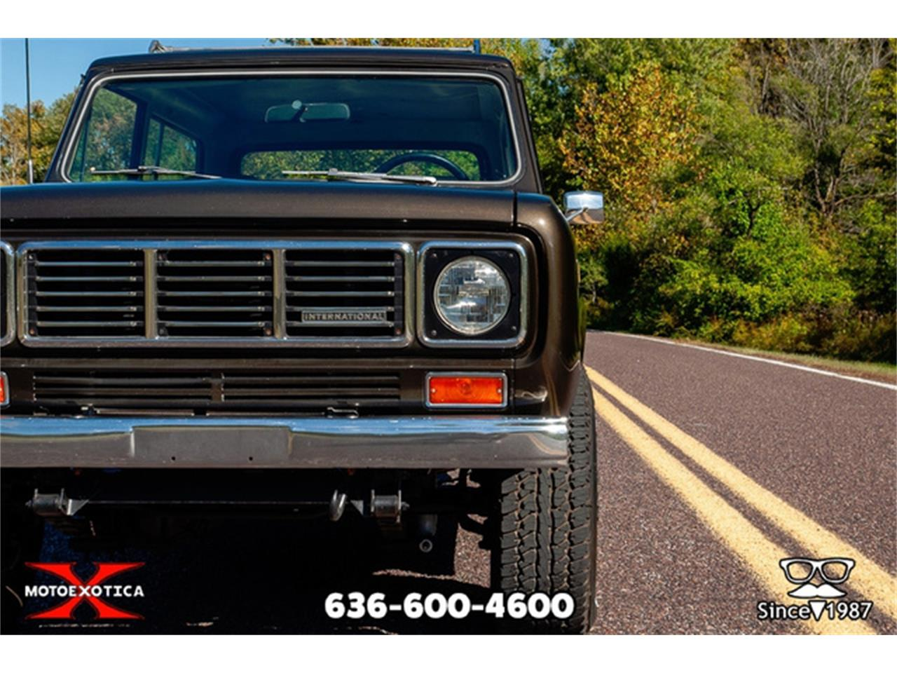 Large Picture of '76 Scout - QXLB