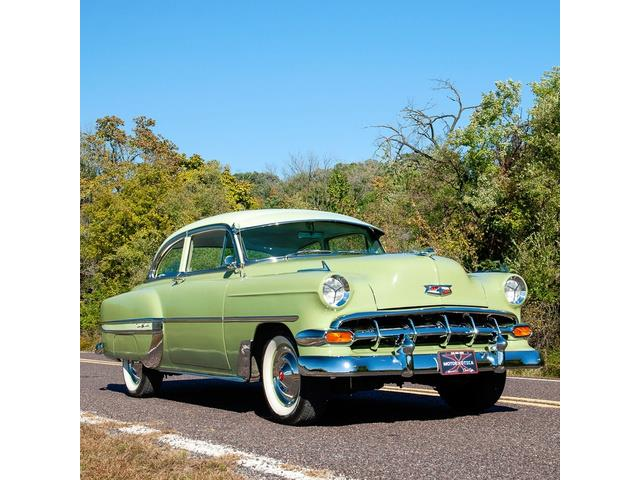 Picture of Classic '54 Chevrolet Bel Air - $25,900.00 - QXLF