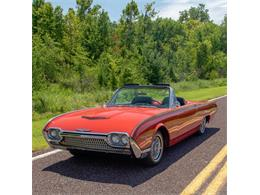 Picture of '62 Thunderbird located in Missouri - $27,500.00 Offered by MotoeXotica Classic Cars - QXLJ