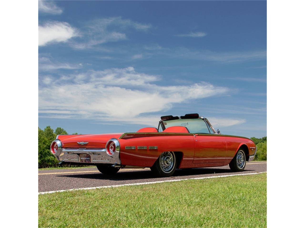 Large Picture of 1962 Ford Thunderbird located in St. Louis Missouri - $27,500.00 - QXLJ