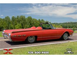 Picture of '62 Ford Thunderbird located in Missouri - QXLJ