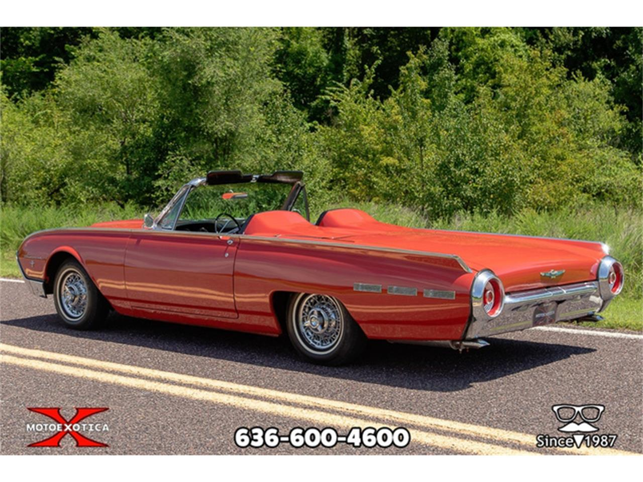 Large Picture of Classic 1962 Thunderbird located in Missouri - QXLJ