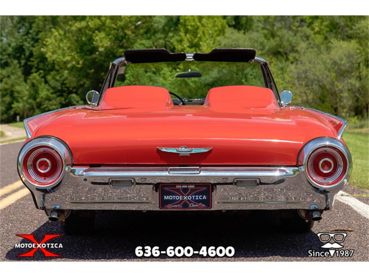 Large Picture of '62 Ford Thunderbird located in Missouri - $27,500.00 - QXLJ