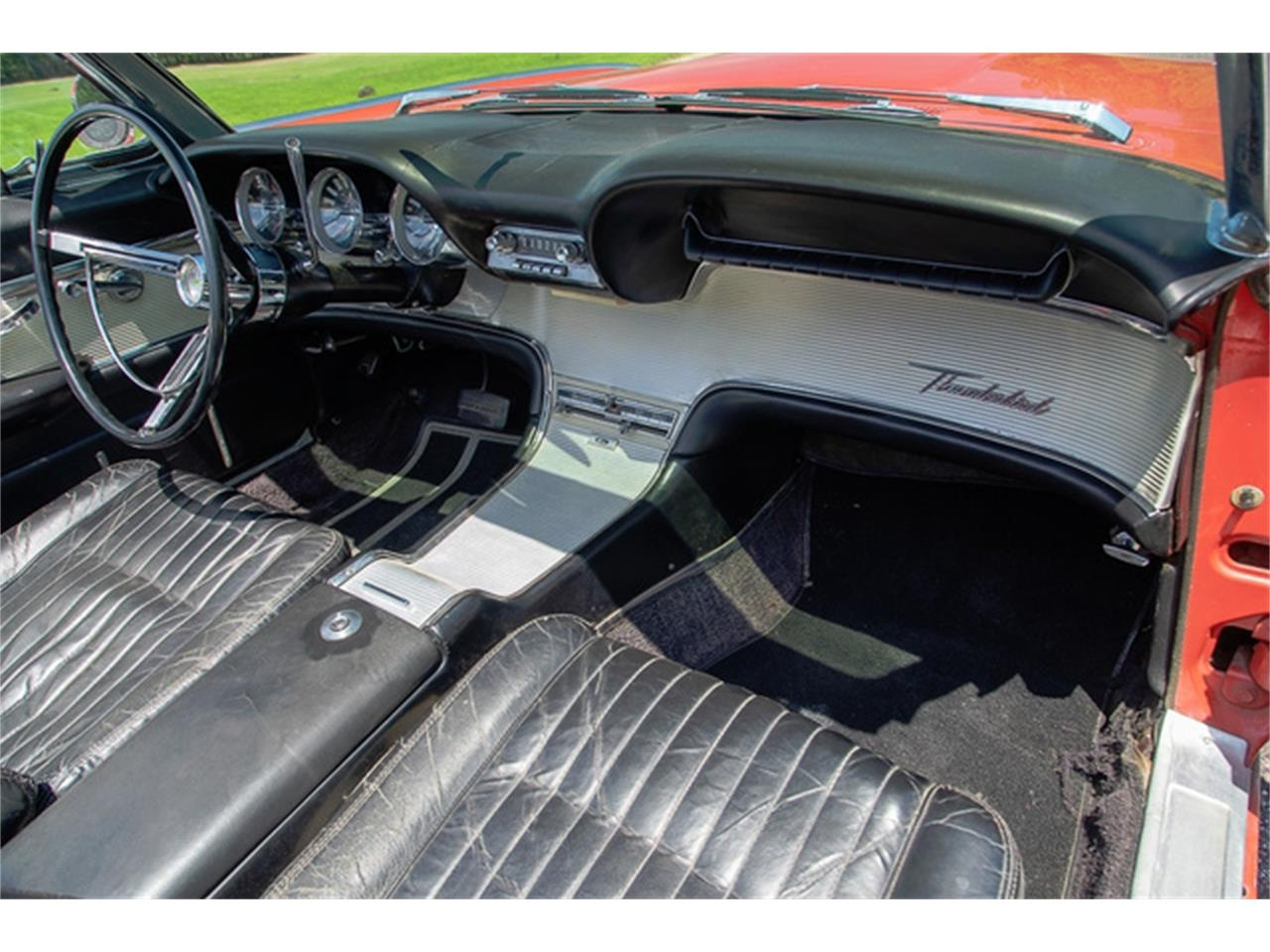 Large Picture of Classic '62 Ford Thunderbird located in Missouri - $27,500.00 Offered by MotoeXotica Classic Cars - QXLJ
