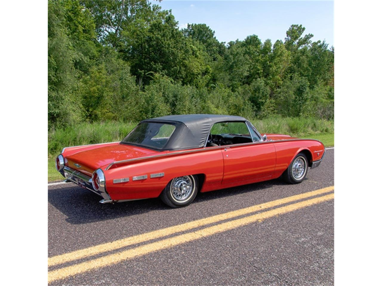 Large Picture of Classic '62 Ford Thunderbird located in Missouri - $27,500.00 - QXLJ