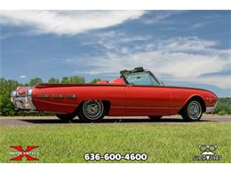 Picture of Classic 1962 Thunderbird located in St. Louis Missouri - QXLJ