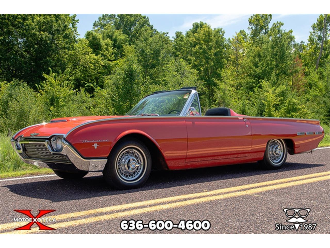 Large Picture of Classic 1962 Thunderbird - $27,500.00 - QXLJ