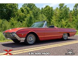 Picture of 1962 Ford Thunderbird located in St. Louis Missouri - $27,500.00 Offered by MotoeXotica Classic Cars - QXLJ