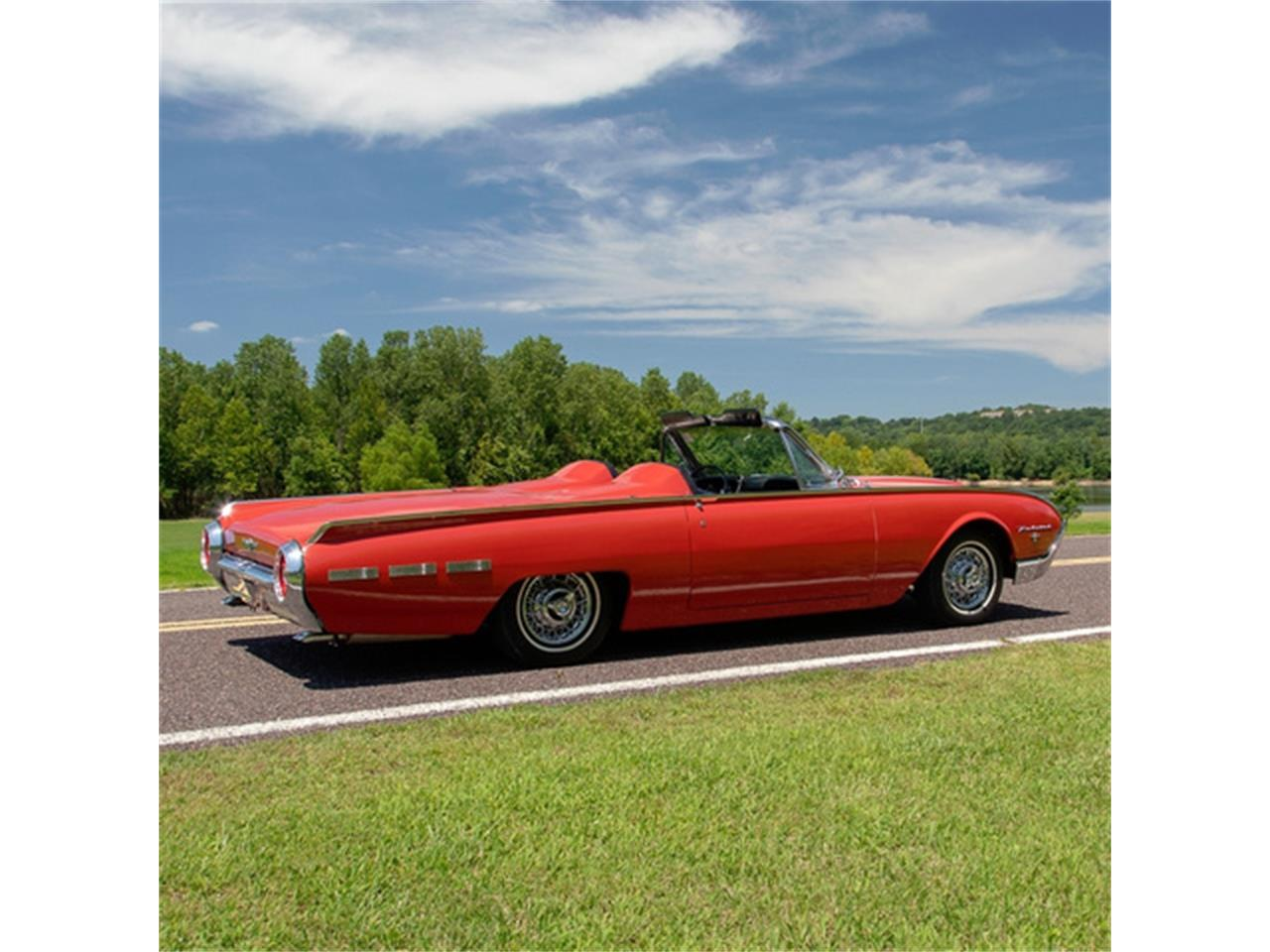 Large Picture of Classic 1962 Ford Thunderbird - $27,500.00 - QXLJ