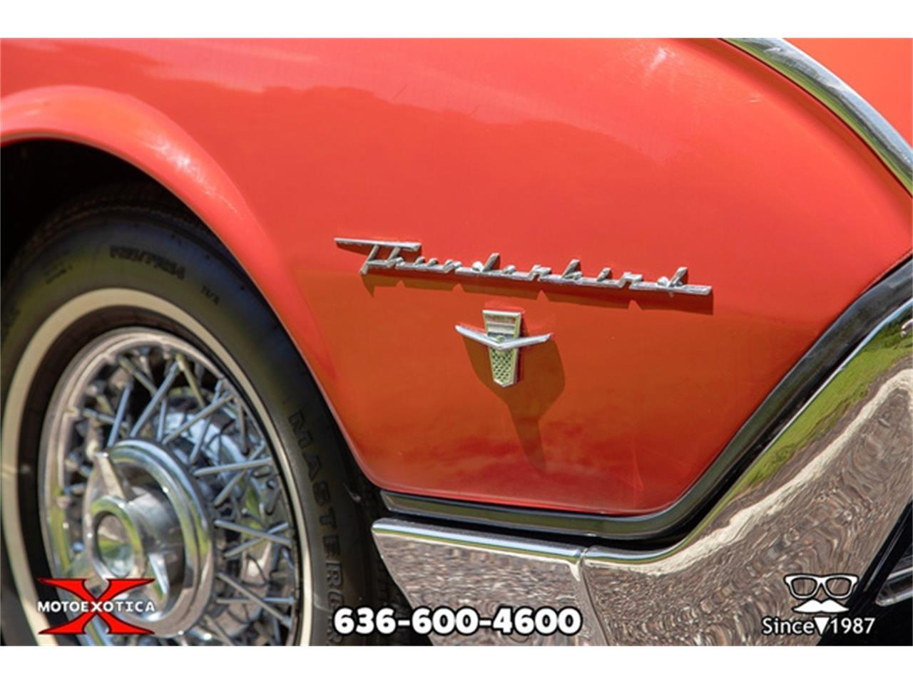 Large Picture of '62 Thunderbird - $27,500.00 - QXLJ