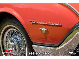 Picture of Classic 1962 Ford Thunderbird located in St. Louis Missouri - QXLJ