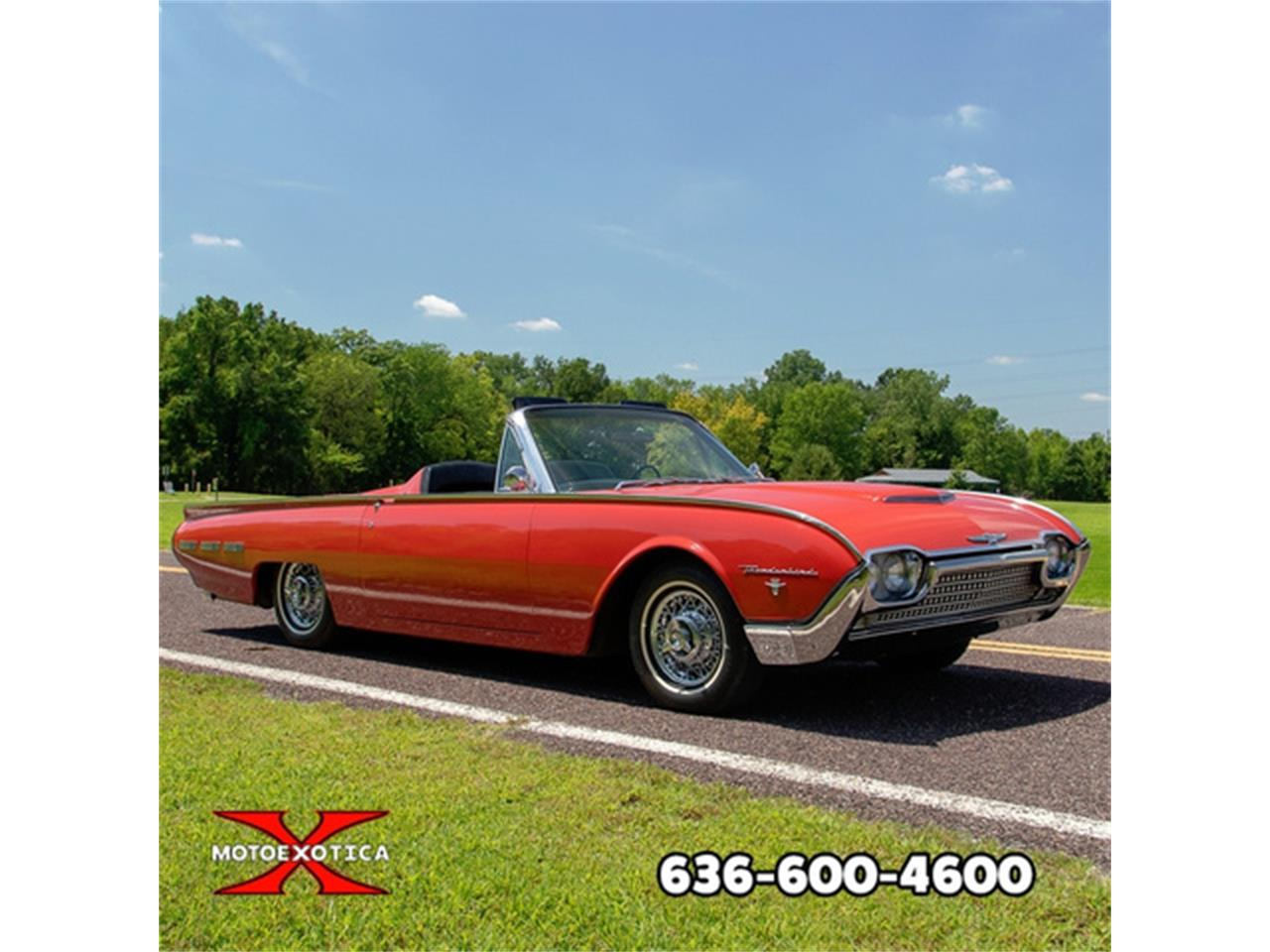 Large Picture of '62 Thunderbird located in Missouri - $27,500.00 - QXLJ