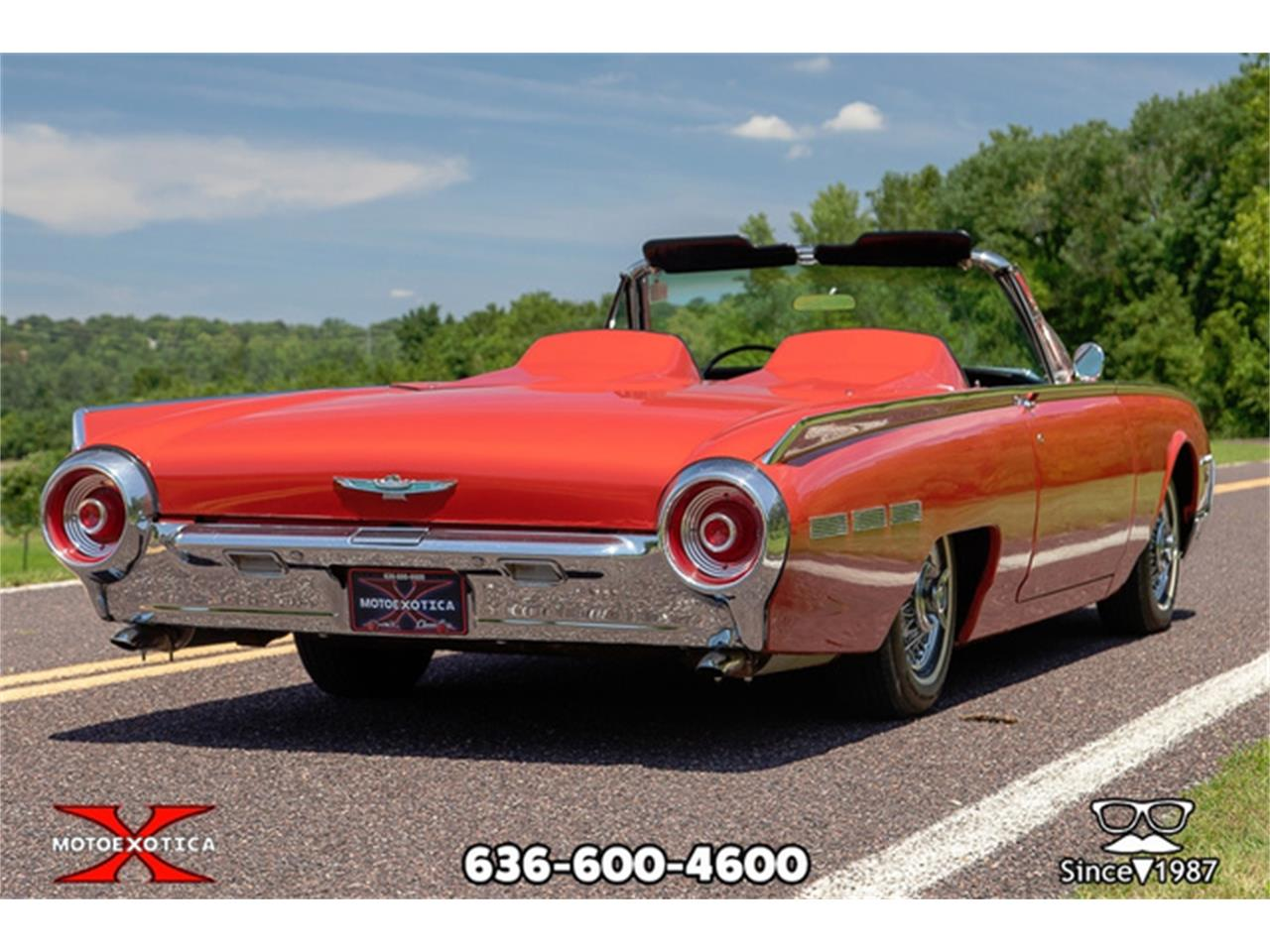Large Picture of Classic '62 Ford Thunderbird - $27,500.00 - QXLJ