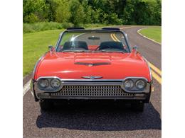 Picture of '62 Thunderbird located in Missouri Offered by MotoeXotica Classic Cars - QXLJ