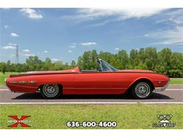 Picture of 1962 Thunderbird - $27,500.00 Offered by MotoeXotica Classic Cars - QXLJ